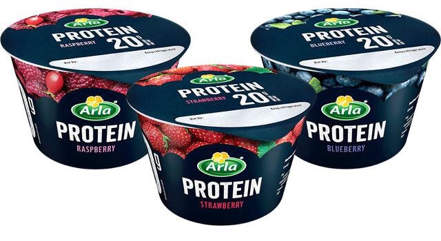 Image result for arla protein