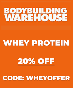 Bodybuilding Warehouse Offers